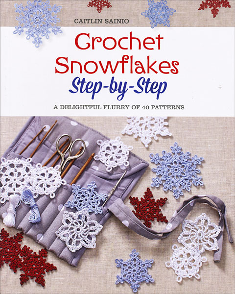 Crochet Snowflakes Step by Step
