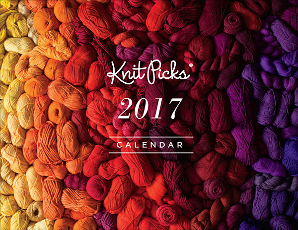 Knit Picks 2017 Calendar