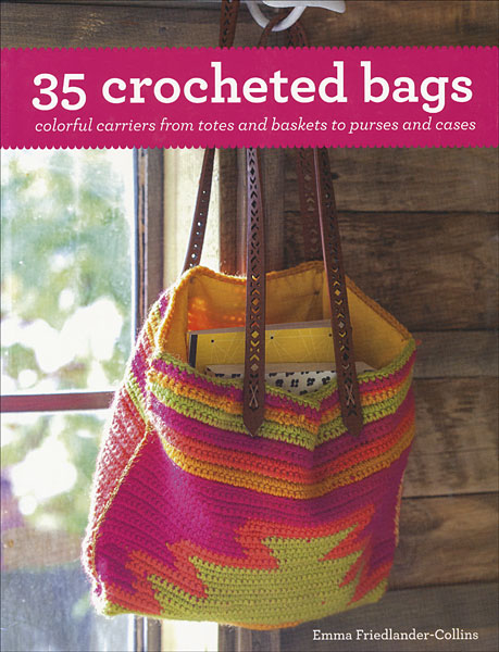 35 Crocheted Bags