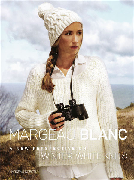 Mageau Blanc: A New Perspective on Winter White Knits