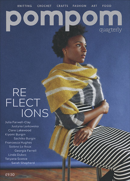 Pompom Quarterly, Issue 19: Winter 2016
