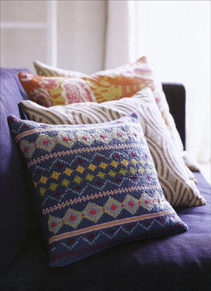 Cloud Pillow Pattern