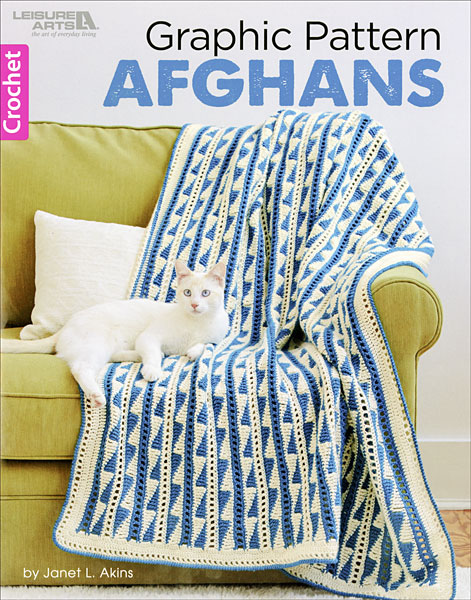 Graphic Pattern Afghans