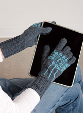 In Touch Gloves Pattern