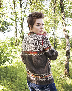 Lofoten Pullover Kit - Brown