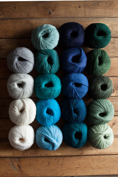 Sailboat Yarn Sampler