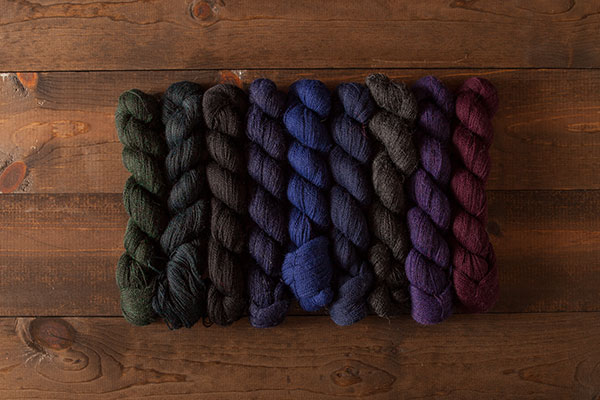 Nightfall Alpaca Cloud Sampler