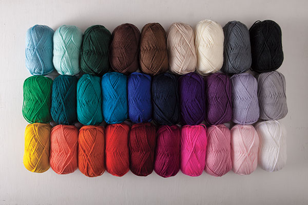 Mighty Stitch Worsted Complete Value Pack