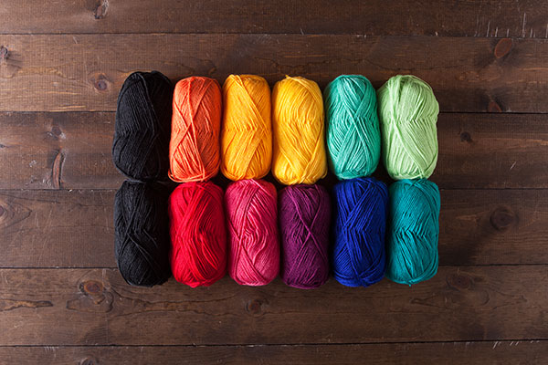 Just the Yarn! Hue Shift - Rainbow Value Pack