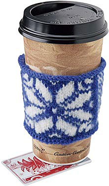 Come in From the Cold Coaster & Cup Warmer Pattern