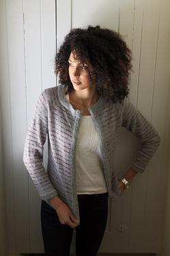 Classic Lines Cardigan Pattern