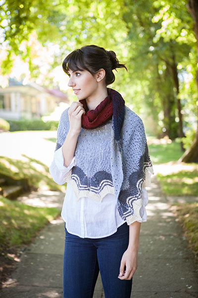 Fall/Winter Season's Shawl