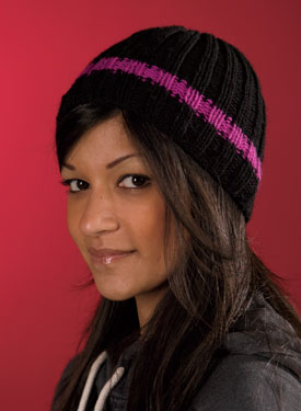 Quick and Easy Beanie Pattern