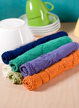 DIY Dishcloth Pattern
