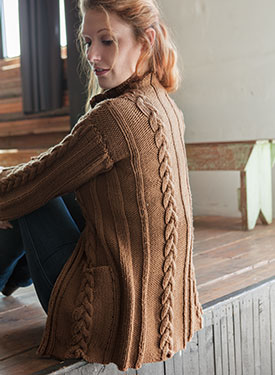 Bellflower Coat Pattern