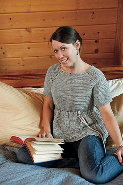 Romantic Interlude Pullover Pattern