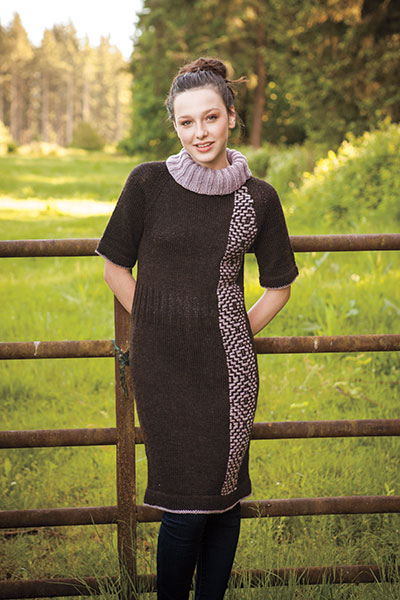 Roositud Sweater Dress Pattern