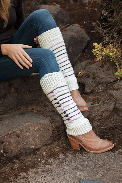Eclate Leg Warmers