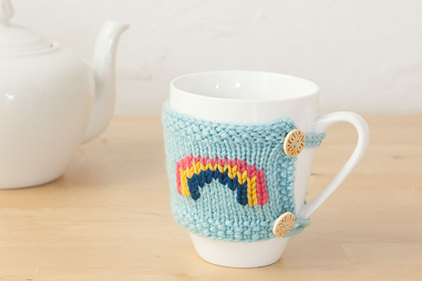 Weather Mug Cozies