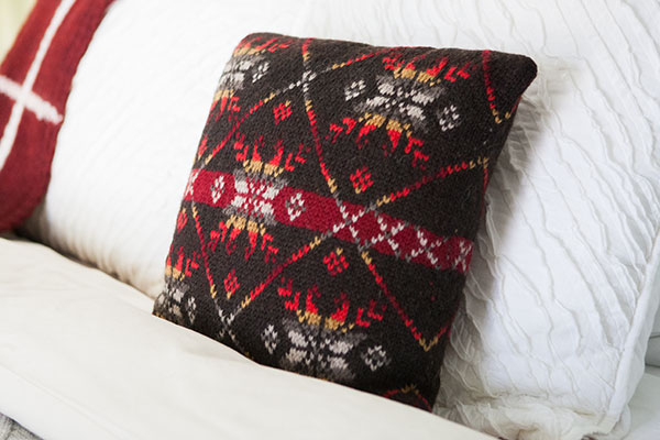Crooked Creek Pillow