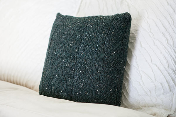 Cozy Cables Pillows
