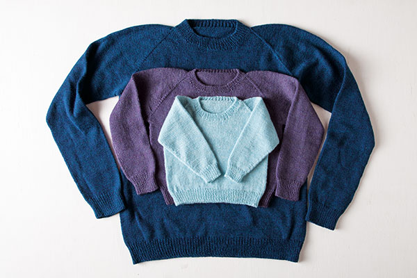 Knits for Everybody Sweaters