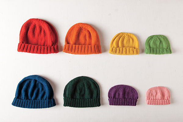 Knits for Everybody Hats