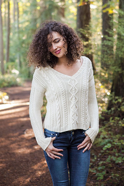Aisling Pullover