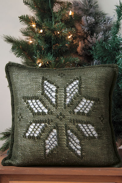 Nordic Star Pillow