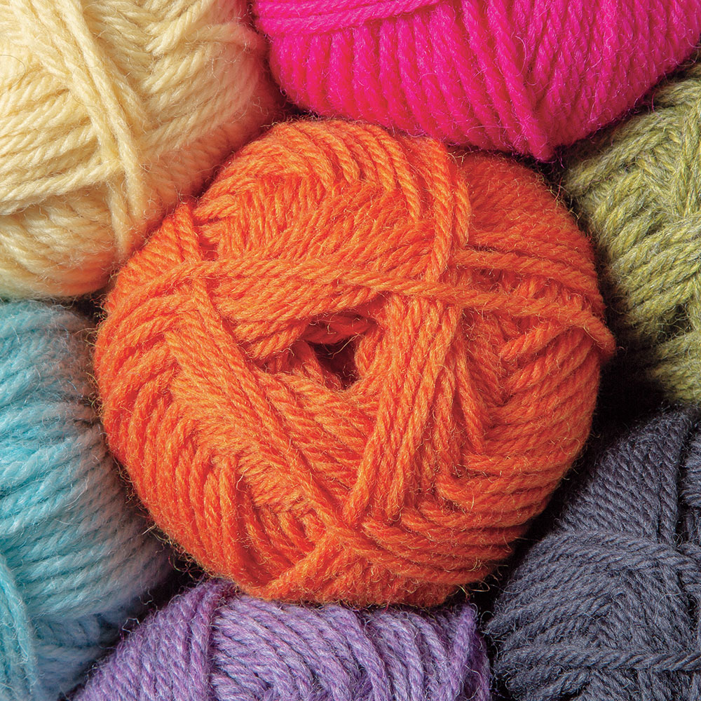Wool of the Andes Worsted Yarn