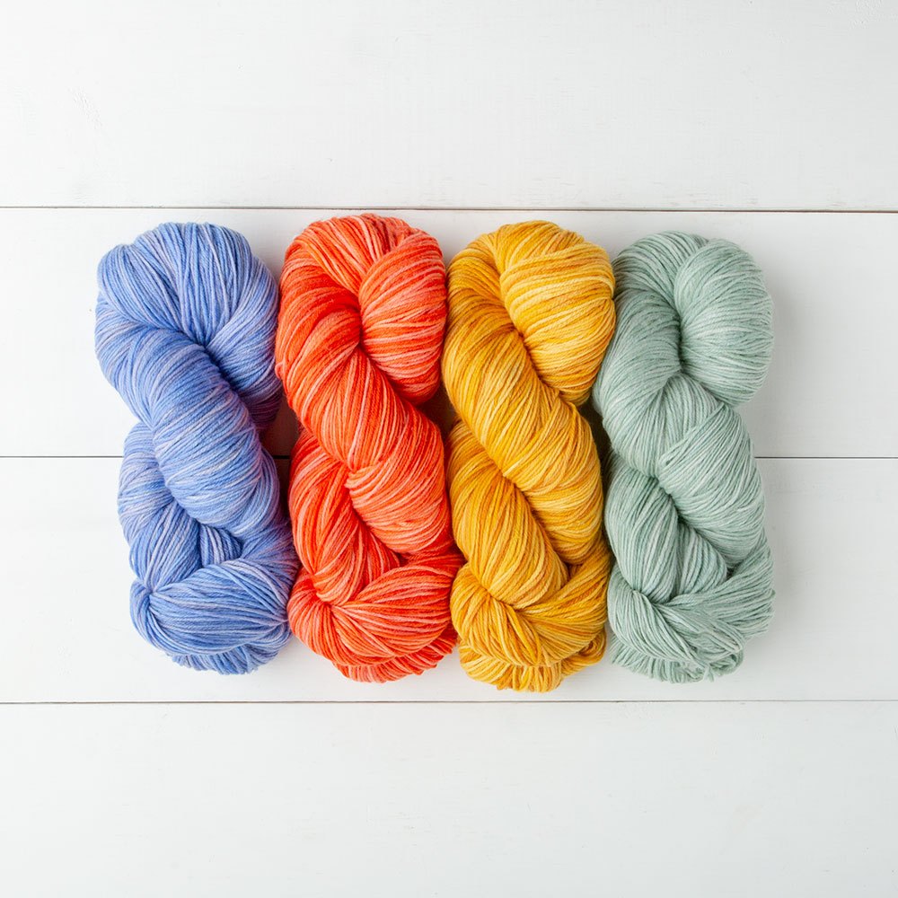 Stroll Tonal Sock Yarn