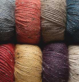 City Tweed Aran/HW Yarn