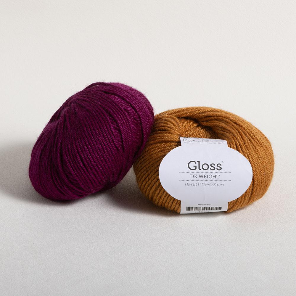 Home / Yarns / Gloss DK Yarn