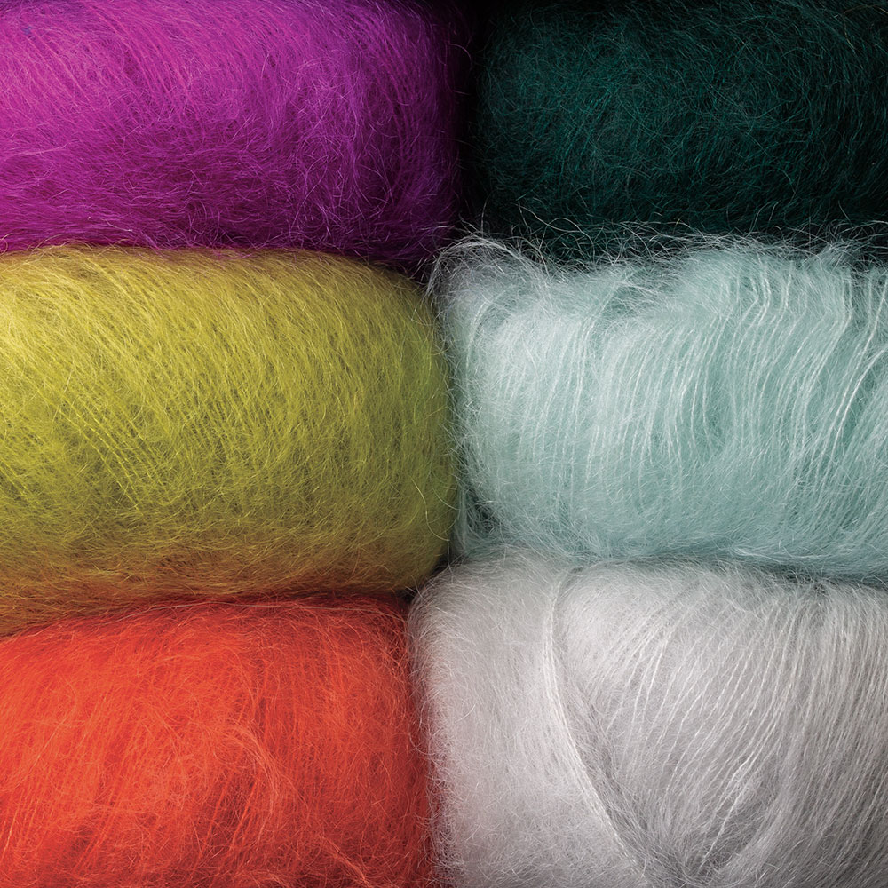 Aloft Super Kid Mohair Yarn