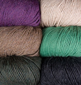 Full Circle Worsted Yarn