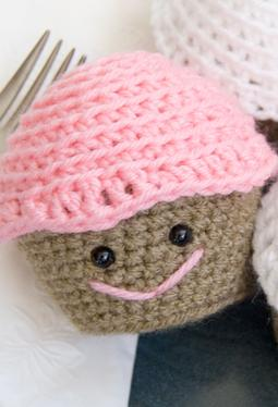 Amigurumi Crochet Cupcake - Knitting Patterns and Crochet ...