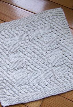 A Really Reversible Dishcloth