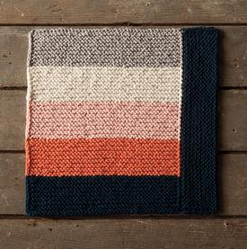 Quadrant Dishcloth