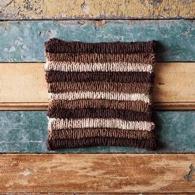 Triple Chocolate Dishcloth