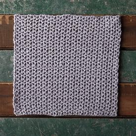Crochet Sophia Spa Cloth