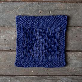 Double V Dishcloth