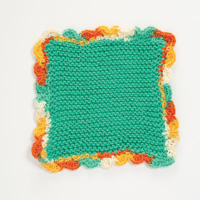 Paige Family Dishcloth