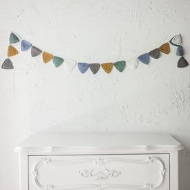 Bitty Bunting String