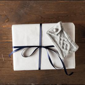 Cabled Gift Card Holder