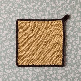 Angkor Wat Dishcloth