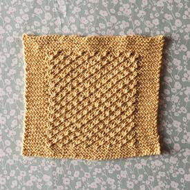 Field of Flowers Dishcloth