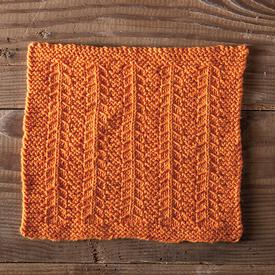 Campfire Dishcloth