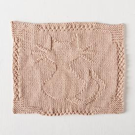 Kitten Kaboodle Dishcloth