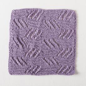 Tipsy Eyelets Facecloth