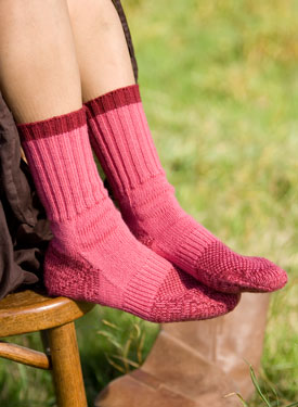 Hiking Socks Pattern